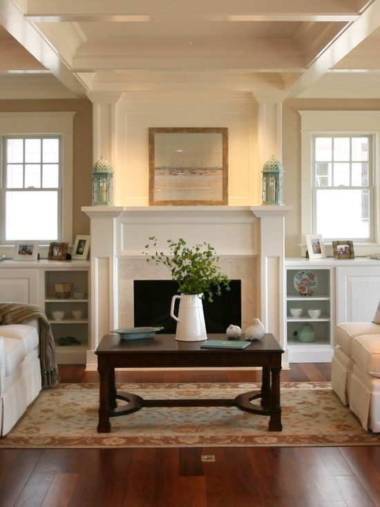 Swapping Windows And Adding Built Ins (Possible Living Room Plans) | Craftsman  Style, Craftsman And Living Rooms