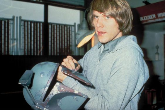 "Jeremy Bulloch, the actor who played Boba Fett / ""The Empire Strikes Back"" behind the scenes"