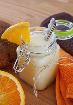Bodywash selber machen! Mit Kokosöl, Honig, ätherischen Ölen und Flüssigseife! ...und bei der nächsten Dusche genießen!