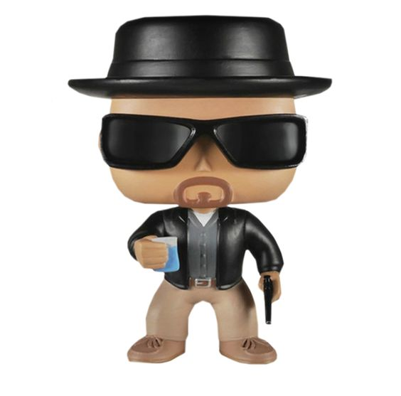 Figura Pop! Heisenberg Breaking Bad