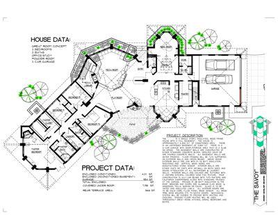 Residential frank lloyd wright floor plans architecture for Frank lloyd wright floor plan