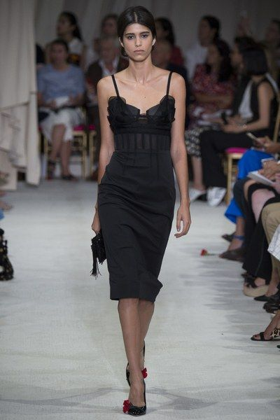 See the complete Oscar de la Renta Spring 2016 Ready-to-Wear collection.