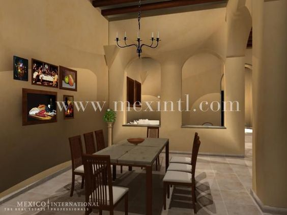 Mexico International Real Estate | Colonial Flavor
