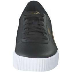 Puma Lifestyle Carina Snake Sneaker Damen Schwarz Puma In 2020 Puma Lifestyle Sneakers Platform Sneakers