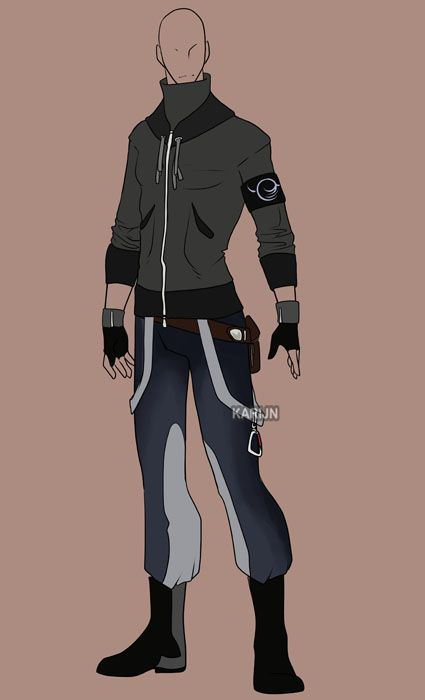 Outfit Male outfits and deviantART on Pinterest