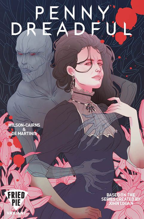 Penny Dreadful póster by Marguerite Sauvage