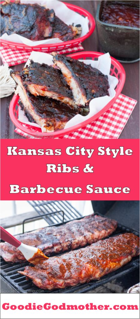 kansas city barbecue sauce rib recipes ribs barbecue cities sauces ...