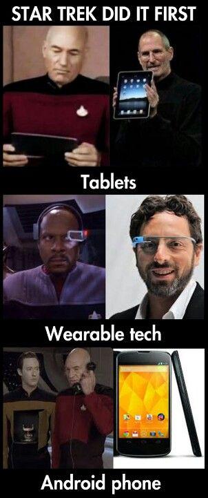Tech firsts