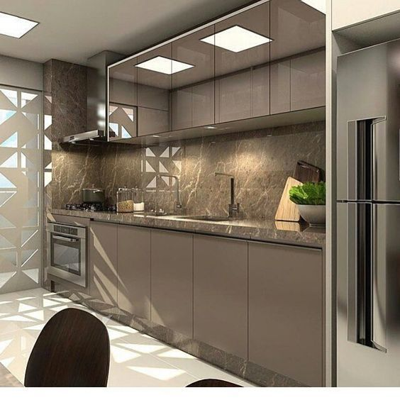 This Kitchen Is A Show Stopper Use Rauvisio Brilliant Cabinet