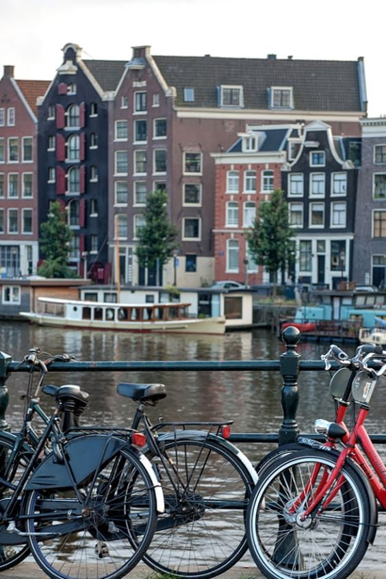 Best Time For Biking In Amsterdam 2020 Best Season Map With
