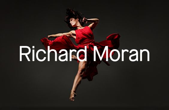 Branding for Photographer Richard Moran