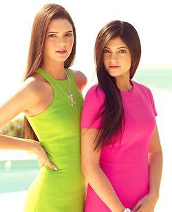 the jenner girls!! Not kardashians BUT lovem.