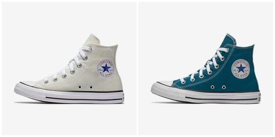 Converse Shoes Are On Sale For As Low As $24.99!