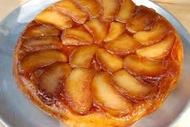 Apple Tarte Tatin- one of my favorite desserts to make!