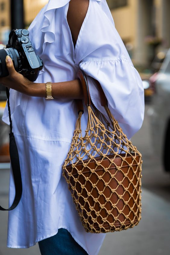 The Hottest Fashion Week Accessories — Straight From the Street