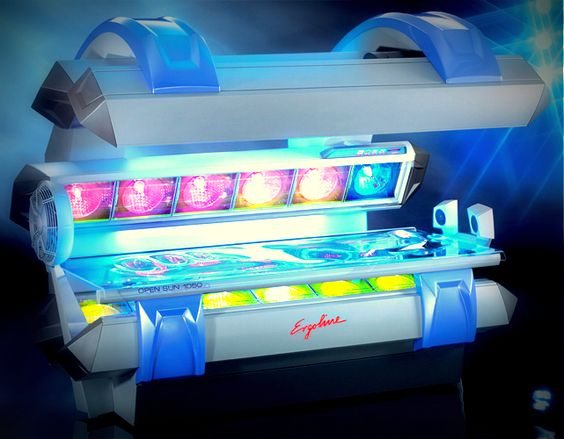 P High Pressure Tanning Bed