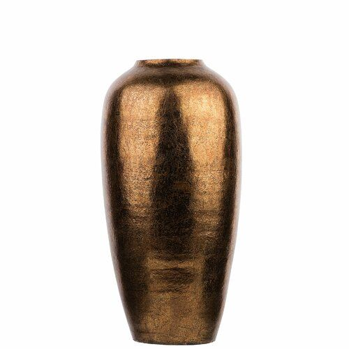 Urbano Floor Vase Bloomsbury Market Colour Finish Metallic Gold