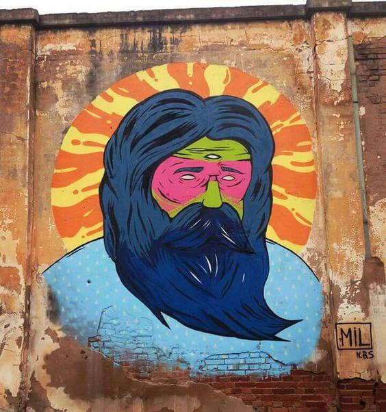 Grafitte em Jau