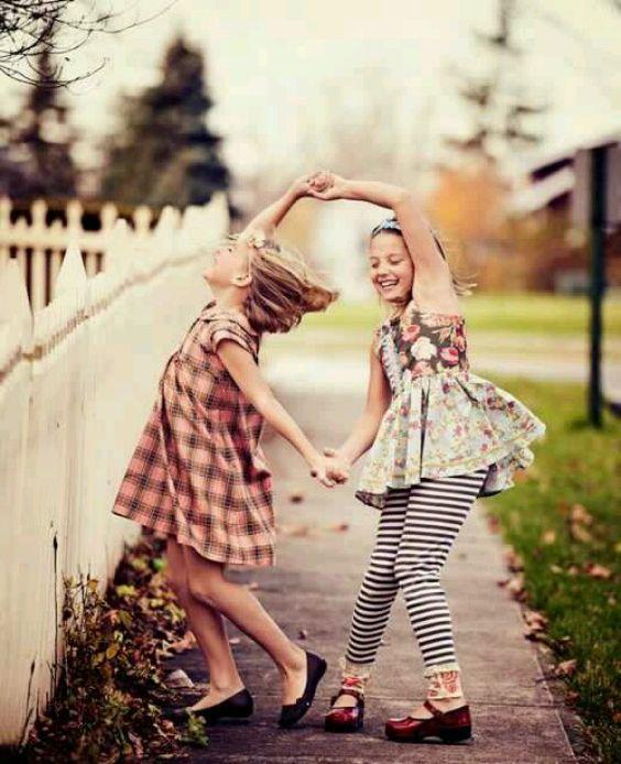 ...wenn man mit seiner Besten Freundin jede Zeit Spaß hat❤