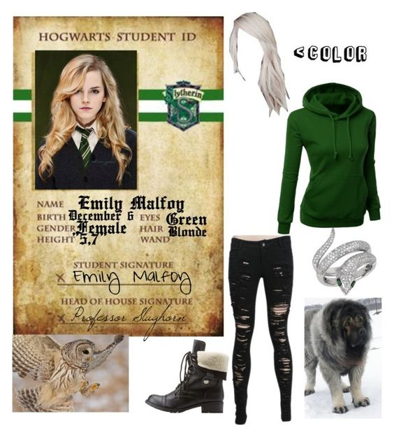 """Emily Malfoy"" by regan-l-weeks ❤ liked on Polyvore featuring Beauty Secrets, Charlotte Russe, Effy Jewelry, women's clothing, women's fashion, women, female, woman, misses and juniors"