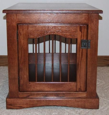 Dog Crate End Table Crate End Tables And Dog Crates On