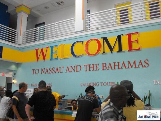Welcome to Nassau Bahamas