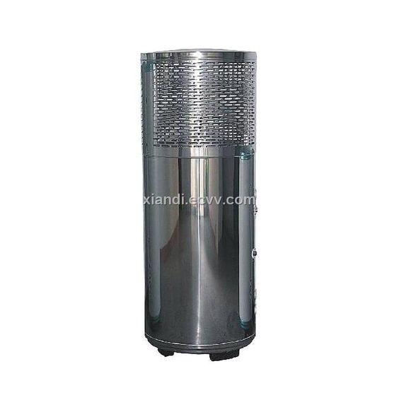 All In One Air Source Heat Pump Water Heater Air Pump Xdaw
