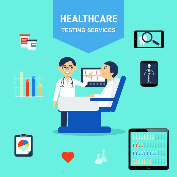 Team at QA InfoTech has in-depth domain knowledge of various #Healthcare solutions and technical expertise to offer independent third-party Quality assurance & #Testing services. For #HealthcareTesting services always consult experts at sales@qainfotech.com or visit us at: http://qainfotech.com/healthcare.html