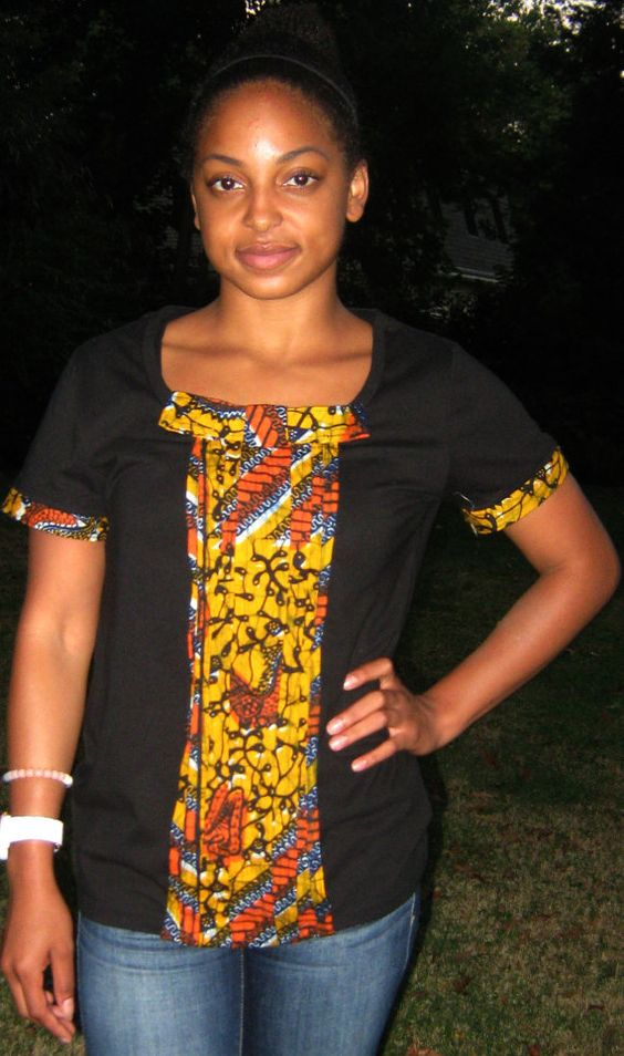 Hey, I found this really awesome Etsy listing at https://www.etsy.com/pt/listing/199045811/african-print-shirt-t-shirt-embroidered