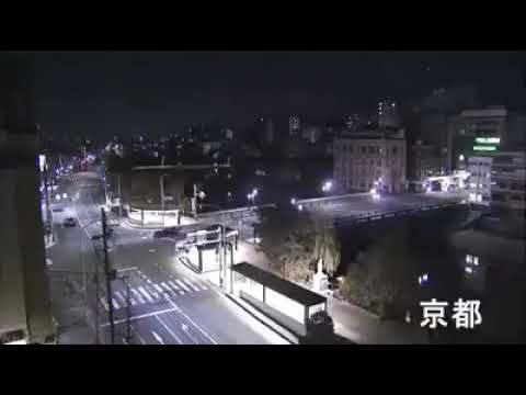 نيزك مضيء يخترق سماء اليابان4 يناير2019 Youtube Youtube Enjoyment World