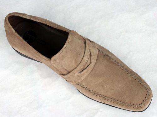 mocassins cuir taupe chaussures homme mode printemps ete neuves vendre pinterest taupe. Black Bedroom Furniture Sets. Home Design Ideas