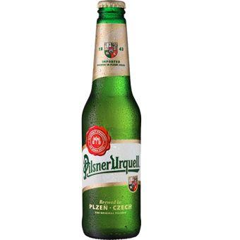 Bia Pilsner Urquell 5% - Chai 330ml - Bia Nhập Khẩu