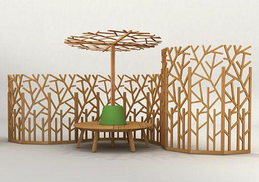 Beautiful pieces made of teak muebles de madera con for Diseno de muebles de madera