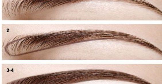 Cómo tener unas Cejas perfectas de manera Natural - Maquillaje