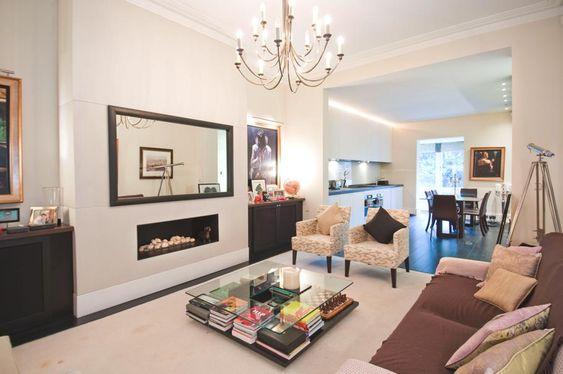 Apartment Interior Design London contemporary chelsea apartment, london | home ::: living room