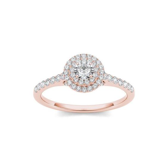 Halo My boyfriend and Engagement rings on Pinterest