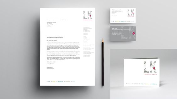 Corporate Design für die LK AG |  Geschäftsausstattung, Editorial, Briefschaft, Business cards, Print, Logo, Signet, Fibonacci-Folge, Claim, Photography, Portrait, Markenführung, Webdesign,  modern, manx, manxdesign, agency |  www.manx.de