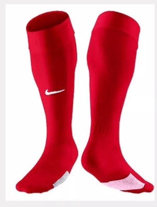 Nike Soccer Red White Park Iv Cushioned Dri Fit Socks Mens 6 8 Medium New Otc Nike Athletic Dri Fit Socks Nike Elite Nike Soccer
