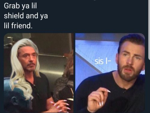 Can We Talk About This Person Thread Aka Captain America Civil Acrylics These Memes Are Officially Out Of Hand Marvel Jokes Funny Marvel Memes Marvel Funny