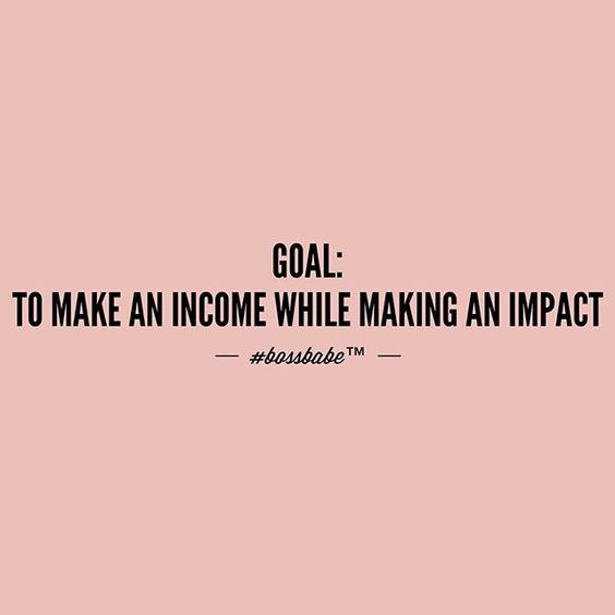 Making an impact while making money - Make money with this. Click link ---> http://www.ihavemillionsofdollars.com/ #dawnali Dawn Ali