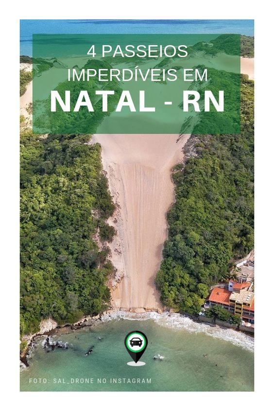 Não perca esses passeios em Natal, no Rio Grande do Norte, no Brasil!