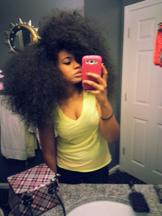 Dafni Brush Natural Afro Hair