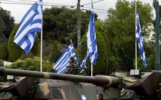 Ποιοι δρόμοι κλείνουν σε Αθήνα και Πειραιά για τις παρελάσεις
