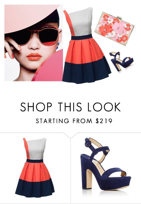 """Sin título #23"" by nan29 on Polyvore featuring moda, Paul Andrew y New Look"