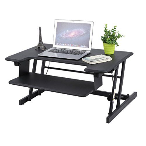 Standing Desk Height Adjustable Computer Table Ergonomic Laptop Des Adjustable Height Standing Desk Adjustable Standing Desk Converter Adjustable Computer Desk