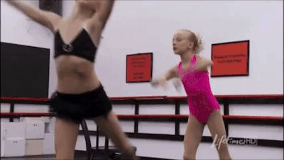 Rewatching Dance Moms
