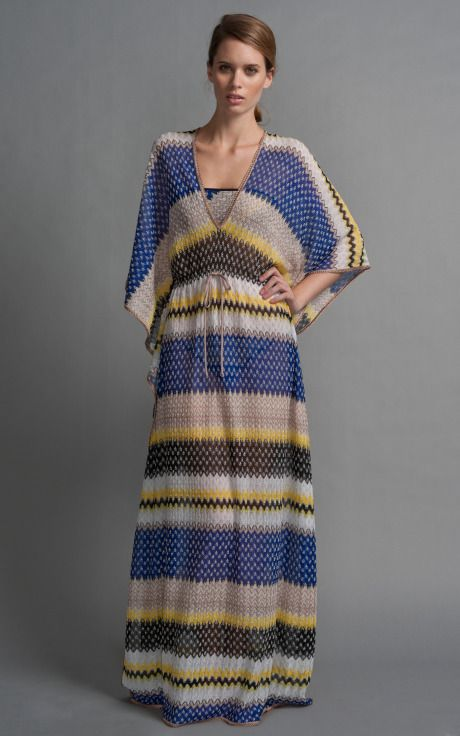 nobody does cover-ups like Missoni...