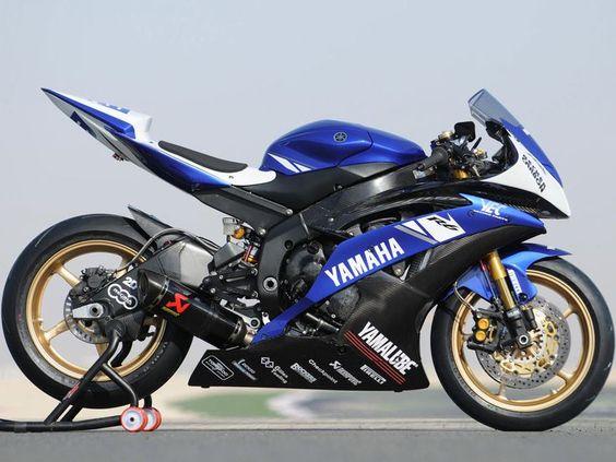 Yamaha R6 Symbol