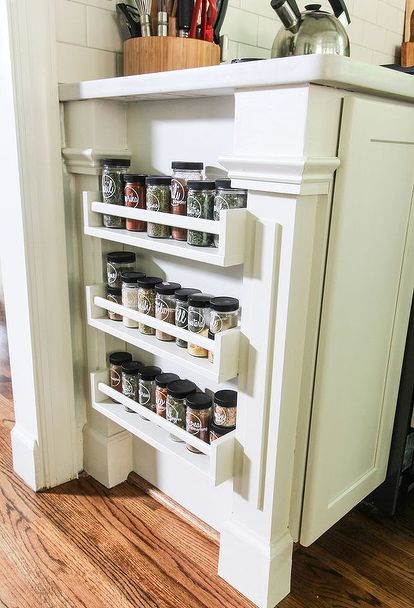 Pinterest the world s catalog of ideas - Ikea kitchen spice rack ...