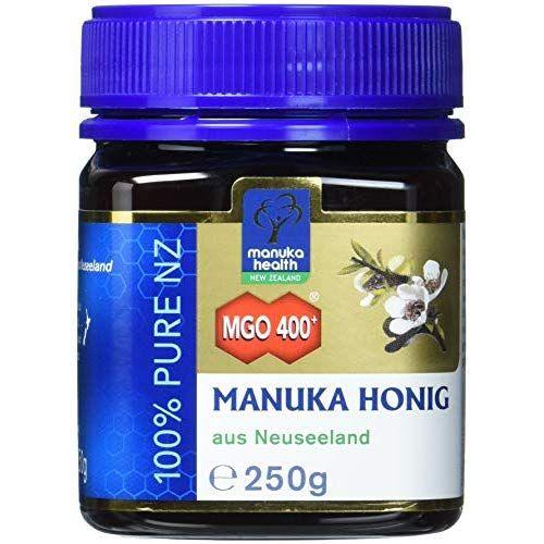 Manuka Honig Mgo 400 Aus Neuseeland 250g Manuka Honig Neuseeland Honig